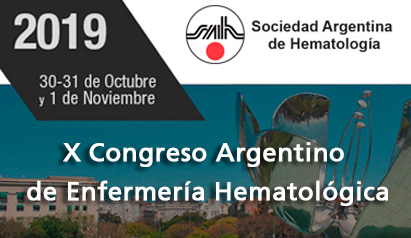 X Congreso de Enfermería Hematológica de la SAH
