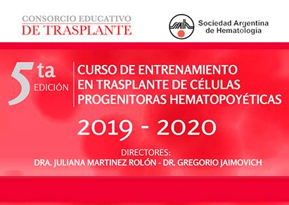 XXIV Congreso Argentino de Hematología.
