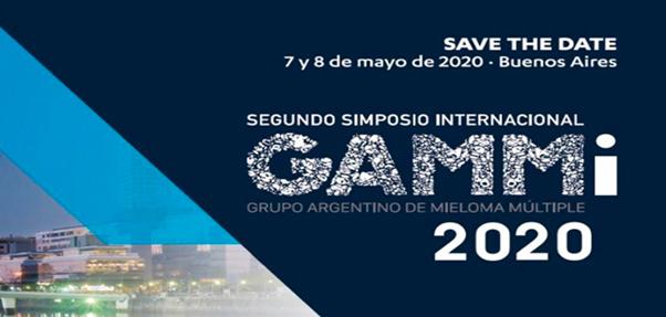 Save the Date: Segundo Simposio internacional del Grupo de Mieloma Múltiple. GAMMi.